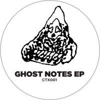 CLIFF LOTHAR - Ghost Notes EP : 12inch