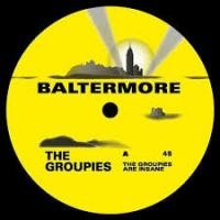 THE GROUPIES - The Groupies Are Insane : 12inch