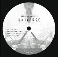 CCO/ANDREAS GEHM/UMWELT/MORALEZ - Universe : 12inch