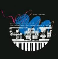 DJ GUY - Structures & Rhythms 94 - 99 : 12inch + cassette + booklet + MP3 download card