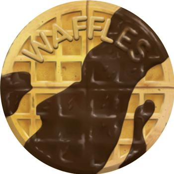 WAFFLES - WAFFLES001 : 12inch