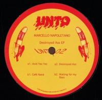 MARCELLO NAPOLETANO - Destroyed Ass : 12inch