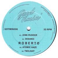 ROBERTO - Junk Rudder : 12inch