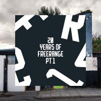 VARIOUS ARTISTS - 20 YEARS OF FREERANGE (PT.1) : 12inch+Box