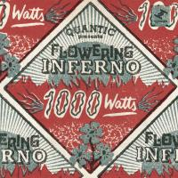 QUANTIC PRESENTA FLOWERING INFERNO - 1000 Watts : 2LP