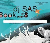 DJ SAS - CookBook page #8 〜It's been a long time〜 : CD