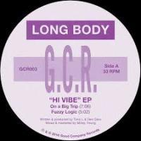 LONG BODY - HI VIBE EP : GOOD COMPANY (AUS)