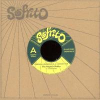 GORDON HENDERSON & U-CONVENTION - The Highest Bidder / Hard World : SOFRITO SUPER SINGLES (UK)