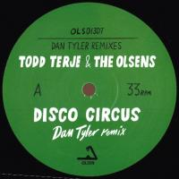 TODD TERJE & THE OLSENS - Dan Tyler Remixes : 10inch