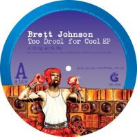 BRETT JOHNSON - Too Drool For Cool Ep : 12inch