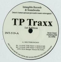 TERRENCE PARKER - TP Traxx 1st Edition : 12inch