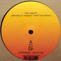 FELIX LABAND / BEANFIELD - Whistling In Tongues (Todd Terje & C.Craig RMX) : COMPOST BLACK LABEL (GER)
