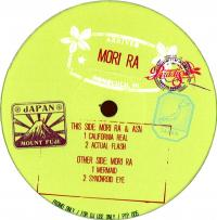 MORI RA - Mori Ra Edits : PASSPORT TO PARADISE (UK)
