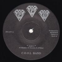 C.O.O.L Band / MANZANEM - Jam I / Don't Interupt : 7inch