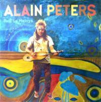 ALAIN PETERS - Rest' La Maloya : LP