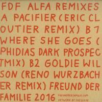 FREUND DER FAMILIE - ALFA Remixies #3 : FREUND DER FAMILIE (GER)