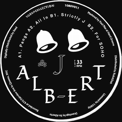 J. ALBERT - Strictly J : 12inch