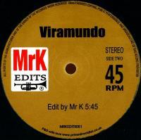 MR K EDITS - Mr K Edits, Vol. 1 : 12inch