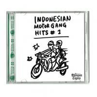 SHOGUN TAPES - Indonesian Motor Gang Hits #1 : CD-R