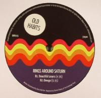 TRAVANCORE & RINGS AROUND SATURN - Omega EP : 12inch