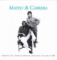 MATEO & CABRERA - S/T : CDR