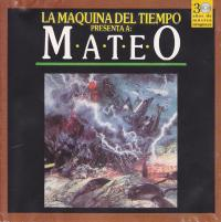 EDUARDO MATEO - Mal Tiempo Sobre Alchemia : CD