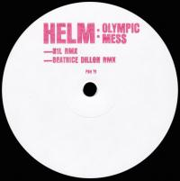 HELM - Olympic Mess (N1L & Beatrice Dillon Remixes) : 12inch