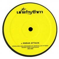 MARCELLUS PITTMAN - Sneak Attack / Random Acts of Insanity : UNIRHYTHM (US)