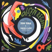 TODD TERJE - Snooze 4 Love (Dixon & Luke Abbott Remixes) : 12inch