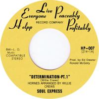 SOUL EXPRESS - Determination : TRAMP (UK)