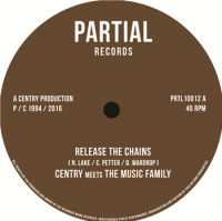 CENTRY MEET THE MUSIC FAMILY - Release the Chains : 10inch