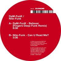 DAM-FUNK - Believer (Remix) : 12inch