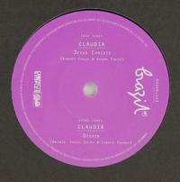 CLAUDIA - Jesus Cristo / Ossain : 7inch