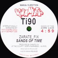 ZARATE_FIX / DJ SOTOFETT - Sands Of Time / Coiled Acid Mix : 10inch