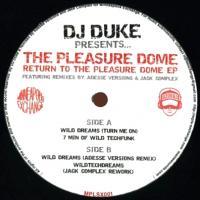 DJ DUKE presents THE PLEASURE DOME - Return To The Pleasure Dome EP <wbr>(includes Adesse versions remix) : MINNEAPOLIS EXCHANGE <wbr>(US)