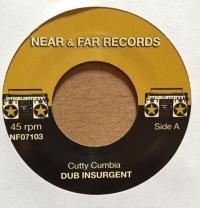 DUB INSURGENT - Cutty Cumbia : 7inch