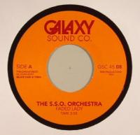 SSO Orchestra - Faded Lady Edits : GALAXY SOUND COMPANY (US)