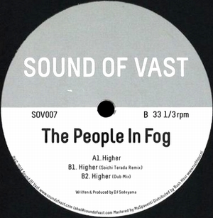 THE PEOPLE IN FOG - Higher EP : SOUND OF VAST (HOL)