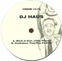 DJ HAUS - Peekaboo EP : 12inch