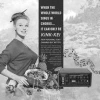KINK - Chorus, Incl 4 Loops : 12inch