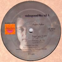 ADAM ARTHUR / MICHAEL KUNTZMAN - Underground Files Vol.1 : ALLEVIATED (US)