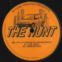 MR HO / FLORIAN BLAUENSTEINER - The Hunt EP : 12inch