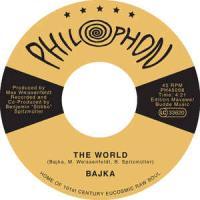 BAJKA - The World / Invisible Joy : 7inch