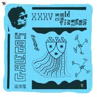 XXXV GOLD FINGERS / MAN DELA - Galegos Bar/The Ritual (Anton Zap rmx) : 12inch