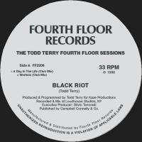 BLACK RIOT / MASTERS AT WORK - Todd Terry Fourth Floor Sessions : 12inch