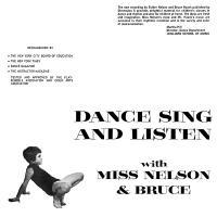 MISS NELSON & BRUCE HAACK - Dance Sing And Listen : LP