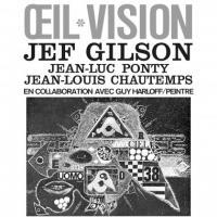 JEF GILSON - JEAN-LUC PONTY - JEAN-LOUIS CHAUTEMPS - Œil Vision : LP