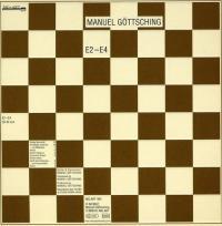 MANUEL GÖTTSCHING - E2-E4 - 35th Anniversary Edition : MG.ART (GER)