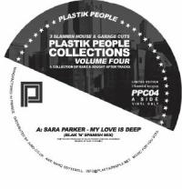 SARA PARKER / RUSHARN / MASTERS OF THE UNDERGROUND - Plastik People Collections Volume.4 : PLASTIK PEOPLE (UK)