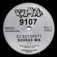 DJ SOTOFETT / VERA DVALE - Soukas Mix / Dybden : 12inch